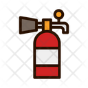 Fire Extinguisher Fire Apparatus Emergency Icon