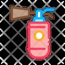 Device Emergency Extinguisher Icon
