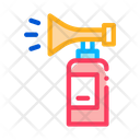 Fire Extinguisher Soccer Icon