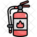 Fire Extinguisher Light Icon