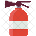 Fire Extinguisher Extinguisher Fire Safety Icon