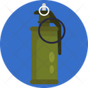 Fire Extinguisher Safety Army Icon