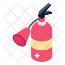 Fire Protection Fire Extinguisher Fire Fighting Icon