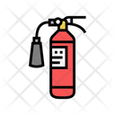 Fire Extinguisher Fire Safety Bottle Extinguisher Icon