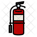 Extinguisher Firefighting Fireman Icon