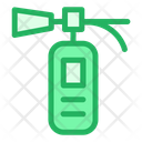 Extinguisher Fire Firefighter Icon