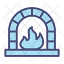 Fire furnace Icon