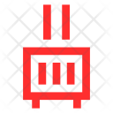 Fire Heater Icon
