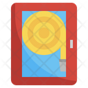 Fire Hose Hose Construction And Tools Icon