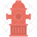 Hydrant Fireplug Fire Icon