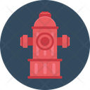Fire Hydrant City Fire Hydrant Emergency Icon