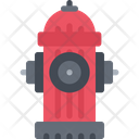 Hydrant Fire Water Icon