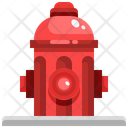 Fire Hydrant Hydrant Firefighter Icon