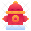 Fire Hydrant Hydrant Fire Fighter Icon