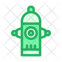 Fire Hydrant Water Icon