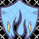 Fire Flame Bonfire Icon