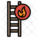 Fire Ladder Icon