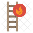 Fire Ladder Icon