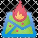 Fire Location Fire Location Icon
