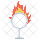 Fire Magic Fantasy Fire Tricks Icon