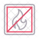Fire Notallowed Icon