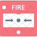 Fire Fire Protection Fire Alarm Icon