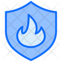 Fire Safety Fire Safety Icon
