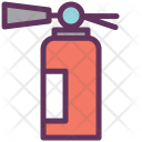 Fire Safety Extinguisher Icon