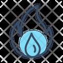 Fire sensor Icon