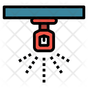 Fire Sprinklers Icon
