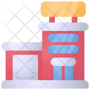 Fire Station Station Building Icon