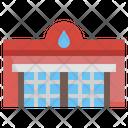 Fire Station Fireman Emergency Icon