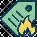 Fire Tag Icon