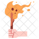 Fire Torch Fire Torch Icon