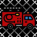 Truck Emergency Fireman Icon