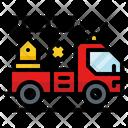 Fire Truck Emergency Icon