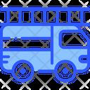 Fire Emergency Engine Icon