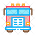 Fire Truck Department Icon