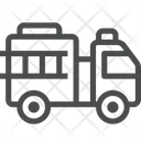 Truck Transport Emergency Vehicle Icon