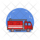 Fire Truck Fire Engine Vehicle Icon