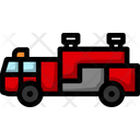 Fire Engine Fire Truck Truck Icon
