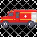 Fire Truck Fire Engine Emergency Icon