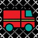 Fire Trucks Fire Engine Emergency Transport Icon