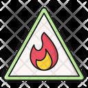 Danger Warning Sign Icon