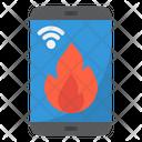 Fire Warning Fire Alert Fire Icon