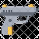 Firearm Gun Police Icon