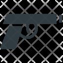 Firearm 8 Mm Pistol Icon