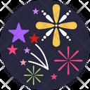 Fireworks Parade Celebration Icon