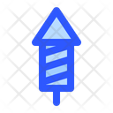 Decoration New Year Firecrackers Icon