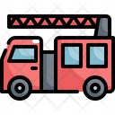 Firefight Truck Icon